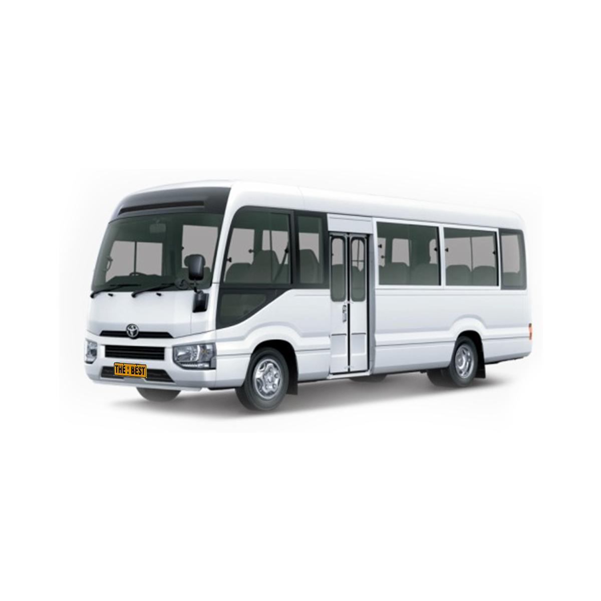 21-seat-Toyota-Coaster-on-White-Background
